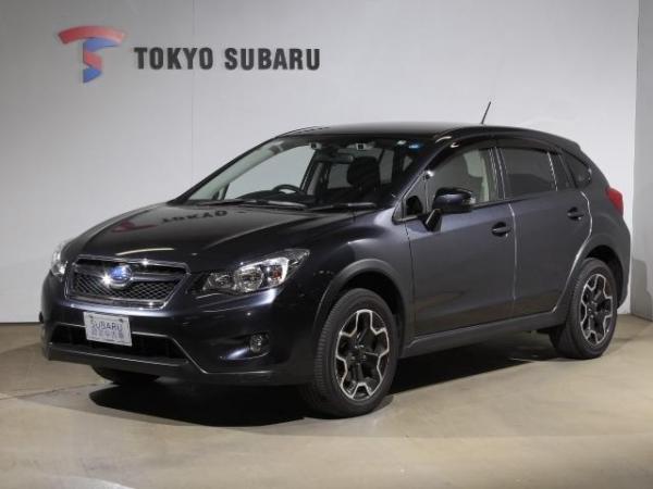 Subaru XV I Рестайлинг 2016 чёрный