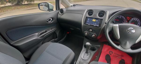 Nissan Note 2015 интерьер