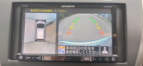 Nissan Note 2015 экран
