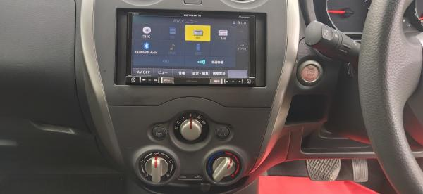 Nissan Note 2015 приборы