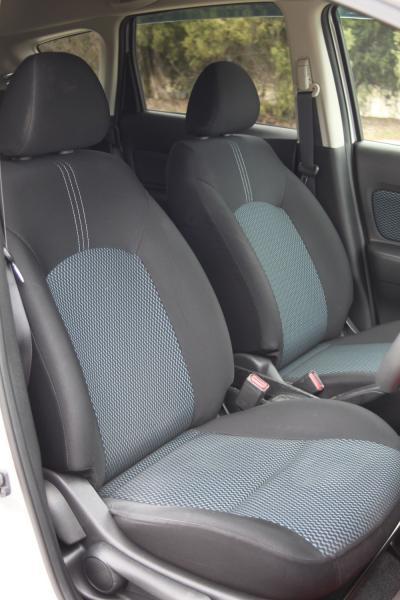 Nissan Note передние сидения