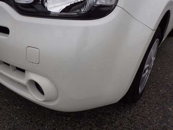 Nissan Cube 2017 передняя фара