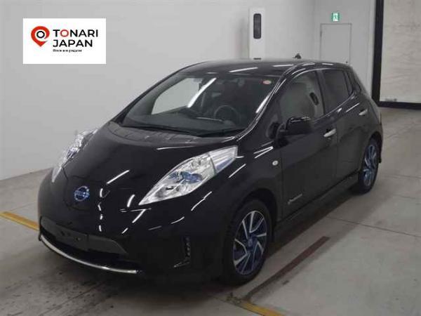 Nissan Leaf 2014 чёрный