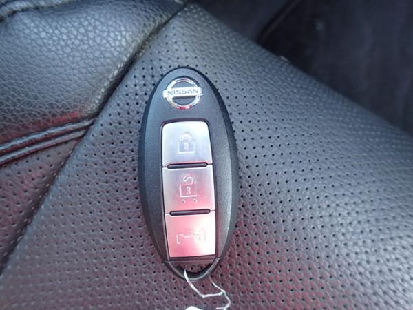 Nissan Leaf 2014 ключ