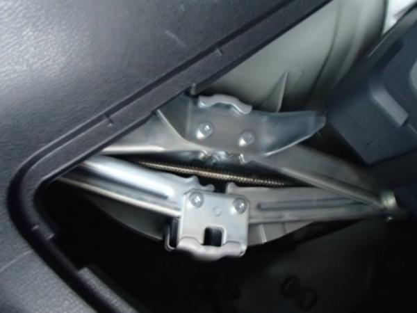 Nissan Leaf 2013 серый оборудование