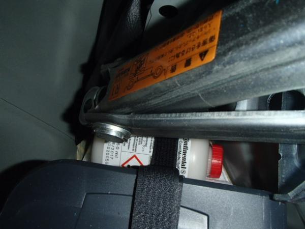 Nissan Leaf оборудование