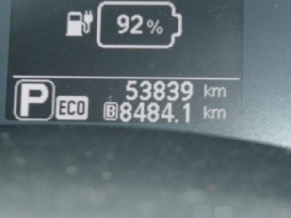 Nissan Leaf 2013 одометр