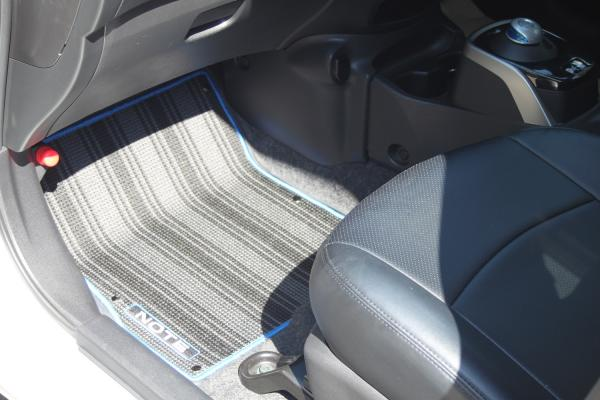 Nissan Note 2017 коврик