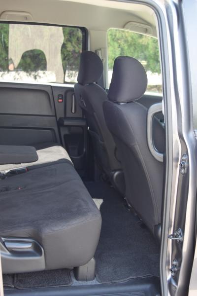 Honda Freed I Рестайлинг задние сидения