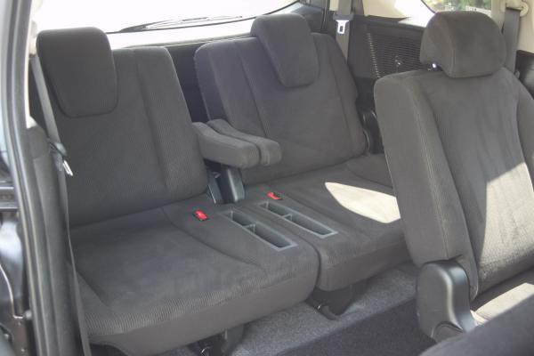 Honda Freed задние сидения
