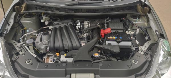 Nissan Wingroad III Рестайлинг 2017 двигатель