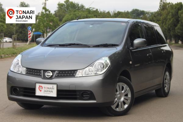 Nissan Wingroad III Рестайлинг 2017 серый