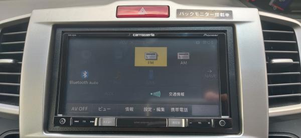 Honda Freed I Рестайлинг экран