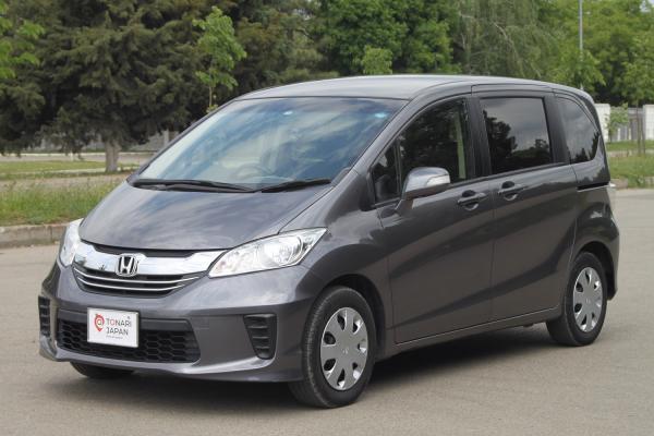 Honda Freed 2015 серый