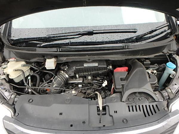 Honda Stepwgn V Рестайлинг серый двигатель