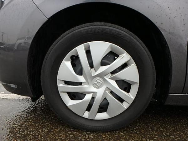 Honda Stepwgn V Рестайлинг серый колесо