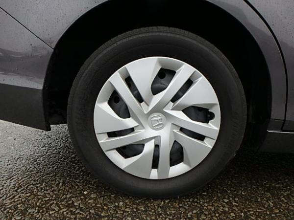 Honda Stepwgn 2017 серый колесо
