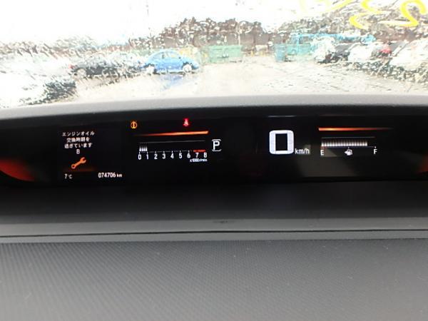 Honda Stepwgn V Рестайлинг спидометр