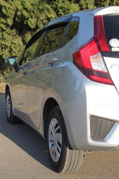 Honda Fit задняя фара