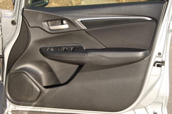 Honda Fit III Рестайлинг серый дверь