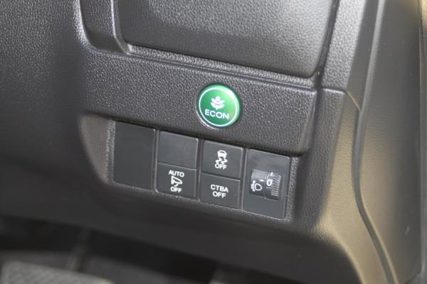 Honda Fit III Рестайлинг переключатели