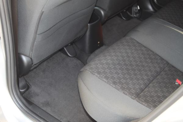 Honda Fit III Рестайлинг коврик