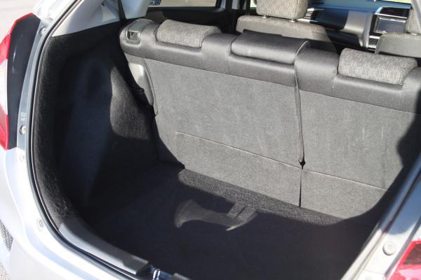 Honda Fit багажник
