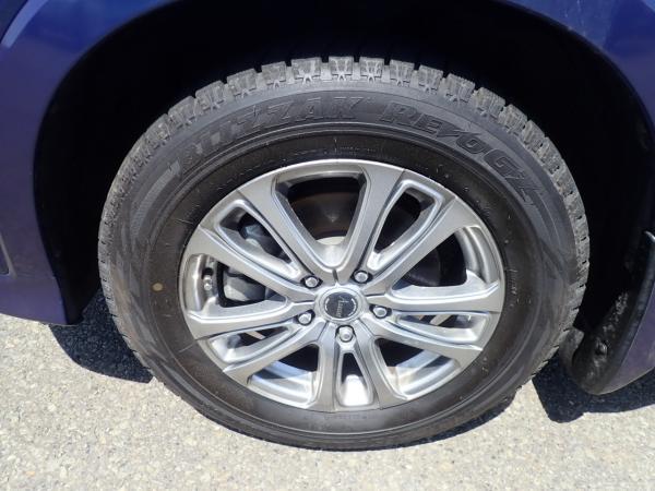 Honda Vezel I Рестайлинг синий колесо