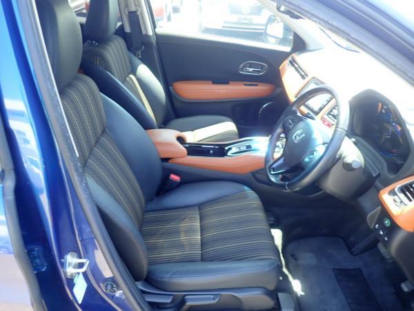Honda Vezel I Рестайлинг сидения