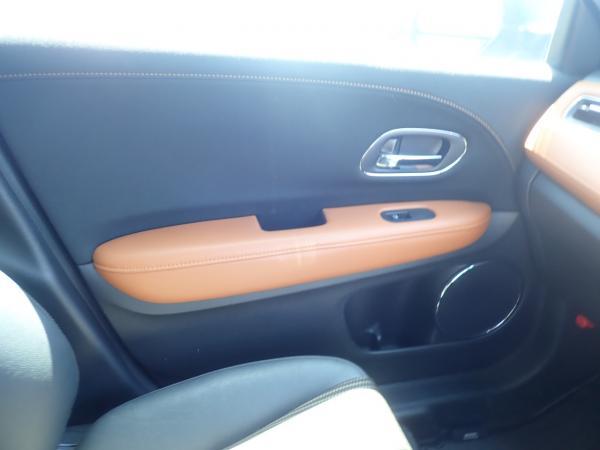 Honda Vezel I Рестайлинг синий дверь
