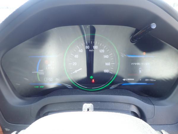 Honda Vezel I Рестайлинг спидометр