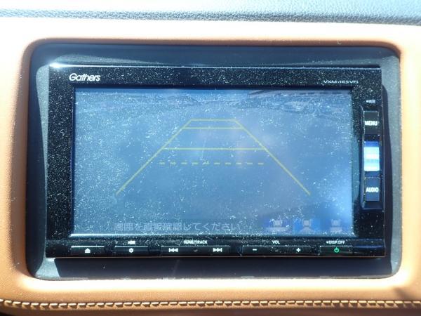 Honda Vezel I Рестайлинг экран