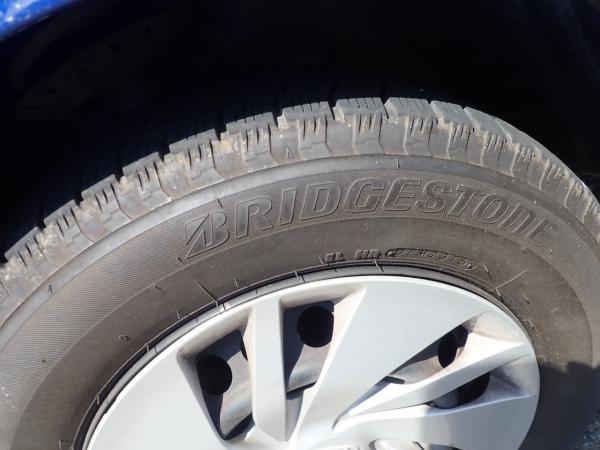 Honda Fit III Рестайлинг синий колесо