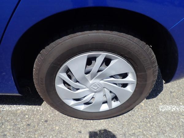 Honda Fit 2016 синий колесо