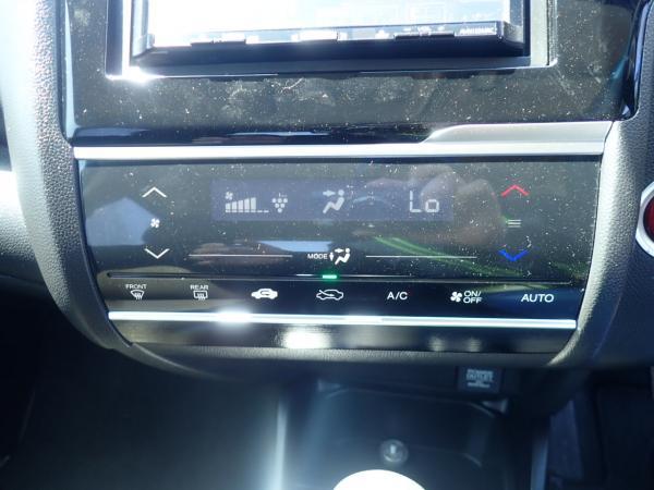 Honda Fit III Рестайлинг приборы