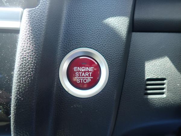 Honda Fit III Рестайлинг кнопка старт