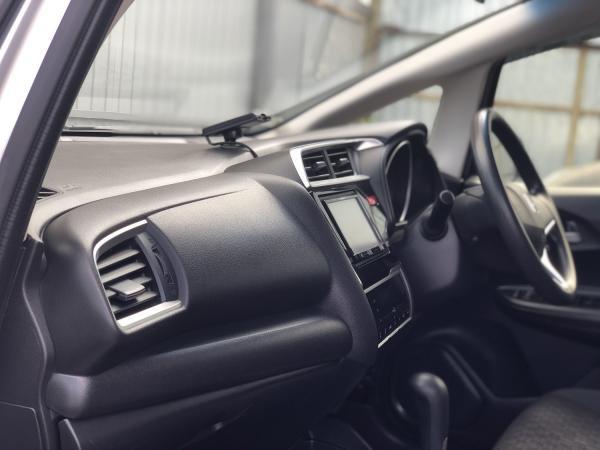 Honda Fit III Рестайлинг