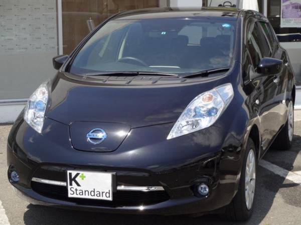 Nissan Leaf I 2016 чёрный