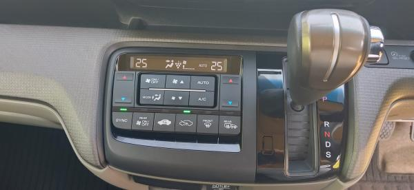 Honda Stepwgn V Рестайлинг коробка передач