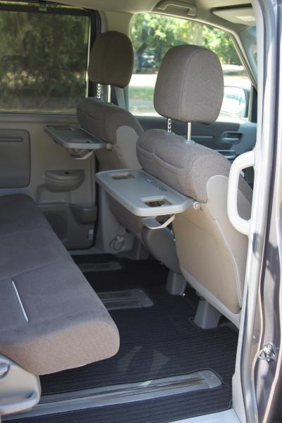 Honda Stepwgn 21018 интерьер