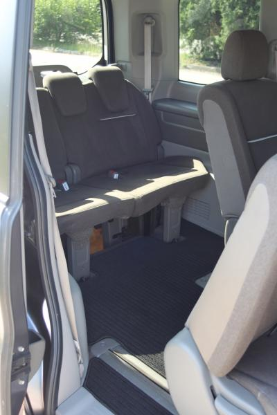 Honda Stepwgn V сидения