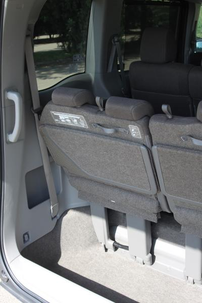 Honda Stepwgn V багажник