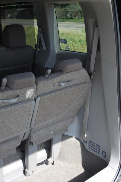 Honda Stepwgn багажник
