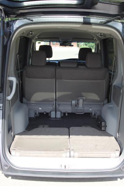 Honda Stepwgn 2018 багажник