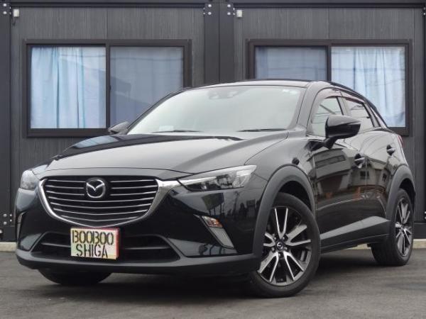 Mazda CX-3 2016 black
