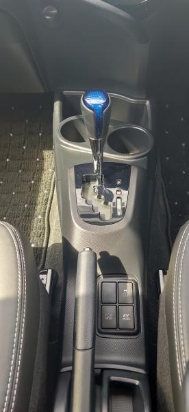 Toyota Aqua I Рестайлинг коробка передач