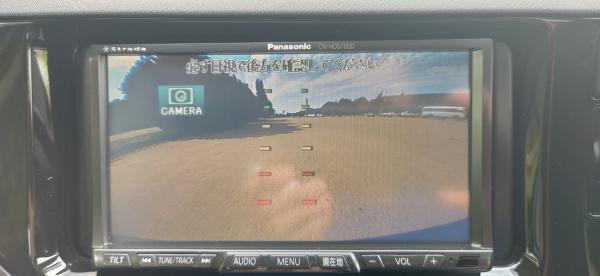 Toyota Aqua I Рестайлинг экран