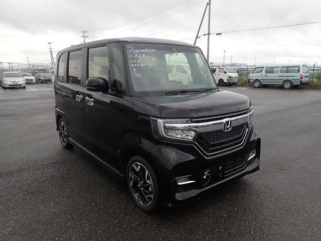 Honda N-BOX (JF3/4)