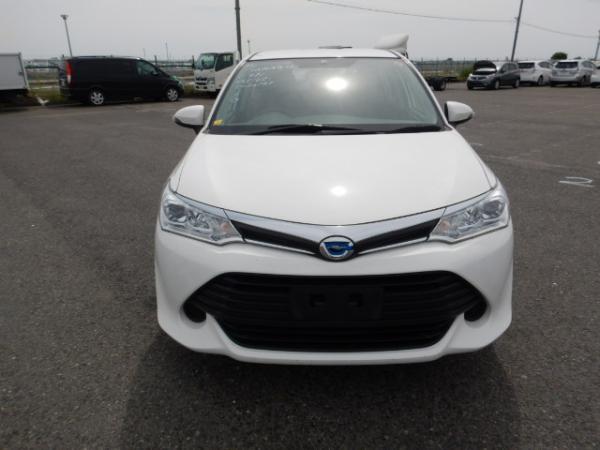 Toyota Corolla Fielder III