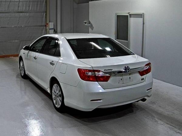 Toyota Camry (XV50) VIII